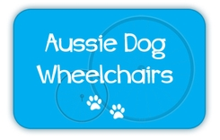 Click here to see our Aussie Dog Wheelchairs