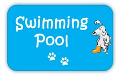 Click here to view our dog swimming pool